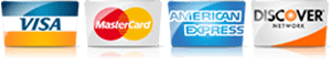 For Heater in Southlake TX, we accept most major credit cards.